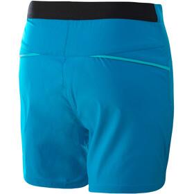Löffler Aero CSL Shorts Ciclismo Extra Corto Mujer, azul